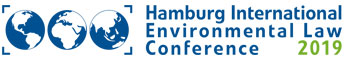 Logo of Hamburg International Environmental Law Congress